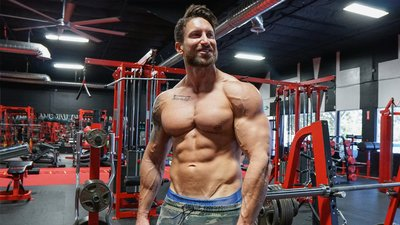 The Busy Natural's Blueprint for Getting Shredded Fast