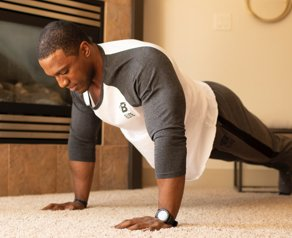 Full-Body Muscle-Building Home Workouts