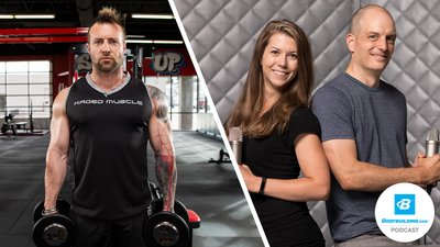 Podcast Episode 93 - Kris Gethin Found a New Form of Intensity Training from Home
