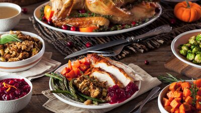 5 Strategies to Avoid Putting on Pounds During the Holidays