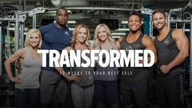 Transformed: 12 Weeks to Your Best Self