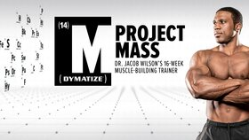 Project Mass: Jake Wilson's 16-Week Muscle-Building Trainer
