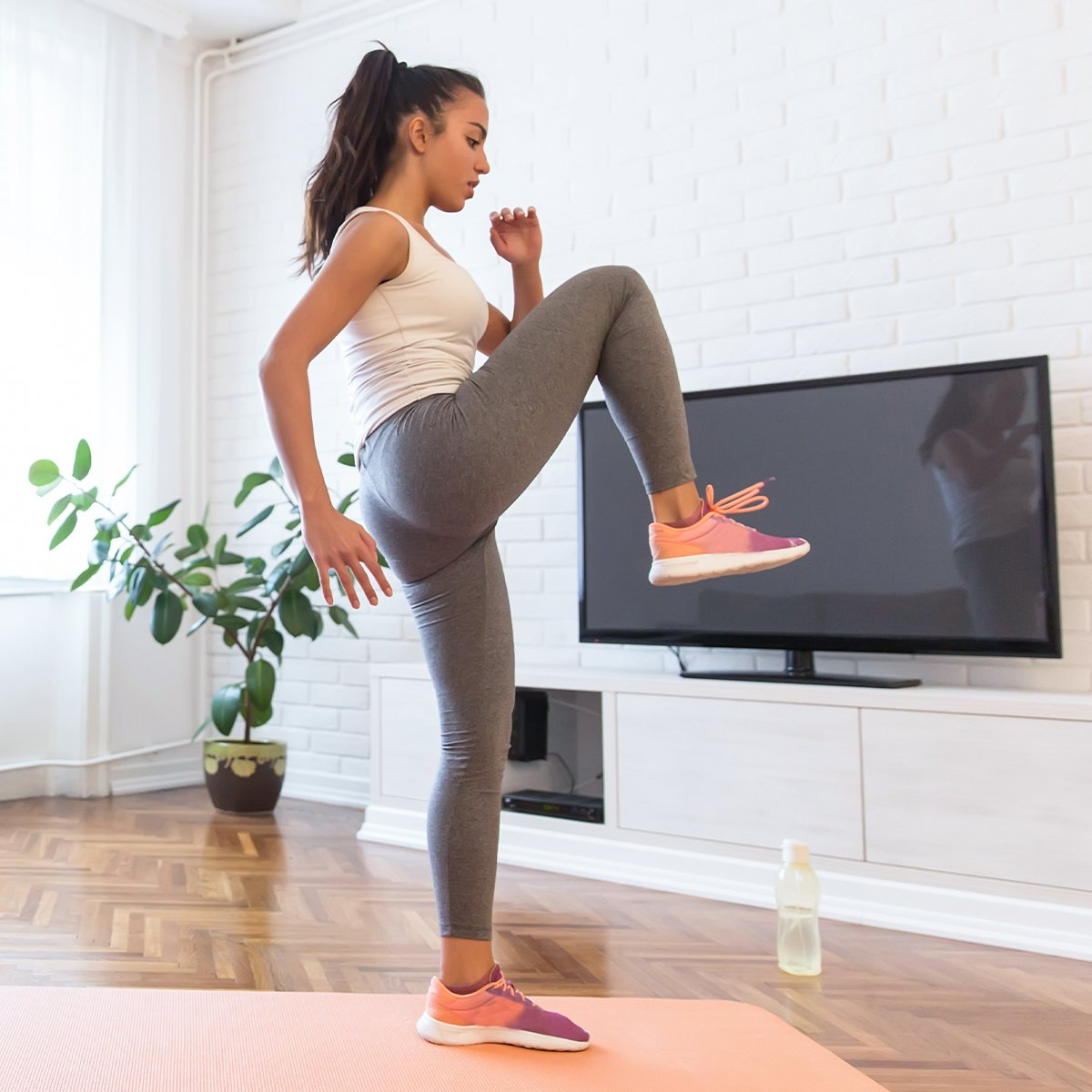 HIIT at Home: 20-Minute Interval Workouts