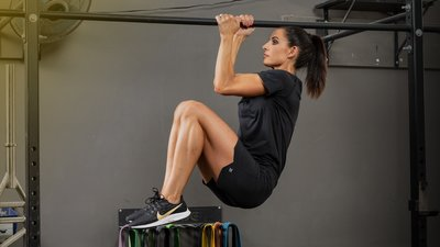 How To Pass The ACFT Leg Tuck Test