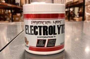 Electrolyte Key Ingredients
