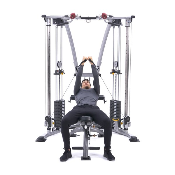 Incline cable chest fly thumbnail image