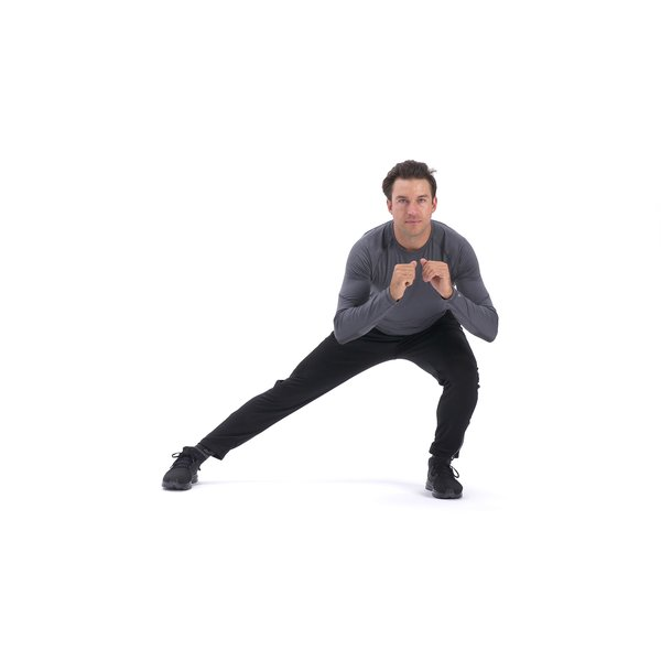 Lateral lunge thumbnail image