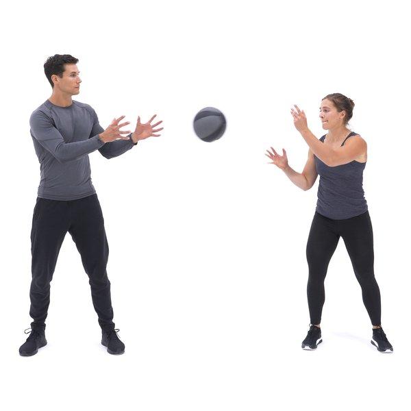Medicine ball rotational throw thumbnail image