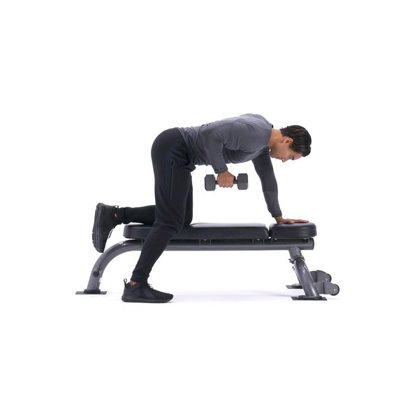One-Arm Dumbbell Row thumbnail image