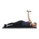 xdb 143d single arm side lying rear fly f2 square 130x130 3 Upper Body Workouts for Women