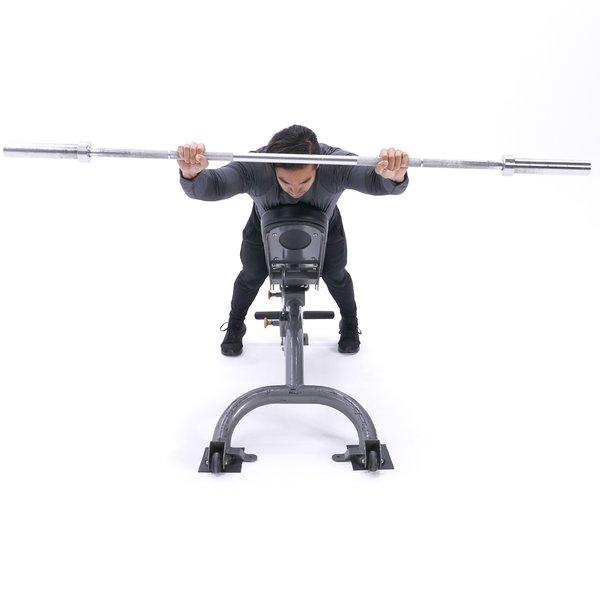Incline anti-gravity shoulder press thumbnail image