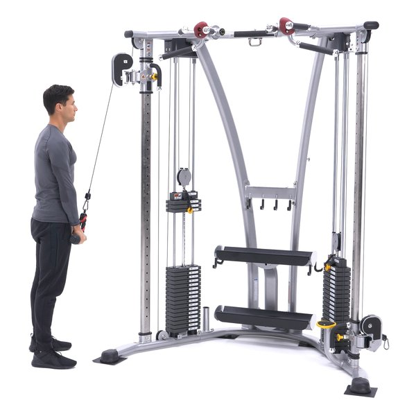 Triceps Pushdown - Rope Attachment thumbnail image