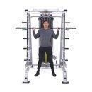 xdb 18t smith machine back squat m1 square