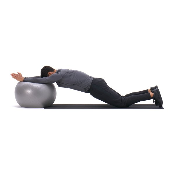 Swiss Ball Ab Roll-Out thumbnail image