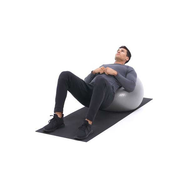 Exercise ball hip thrust thumbnail image