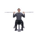 xdb 48e seated barbell shoulder press m1 square 130x130 The Real Ways to Lose Weight Fast