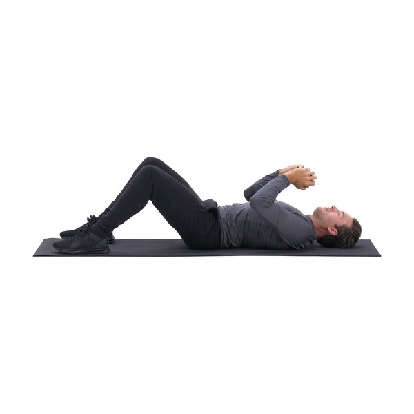 Weighted Sit-Ups - With Bands thumbnail image