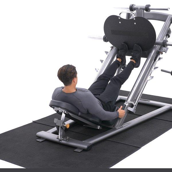 Calf Press On The Leg Press Machine thumbnail image