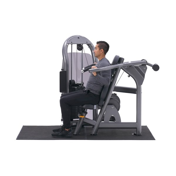 Machine Shoulder (Military) Press thumbnail image