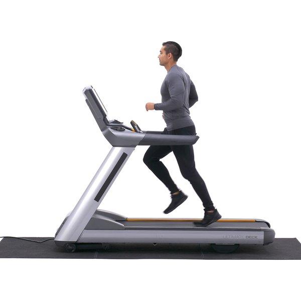 Treadmill running thumbnail image