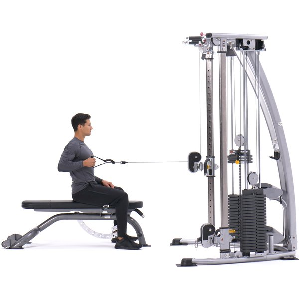 Single-arm cable seated row thumbnail image