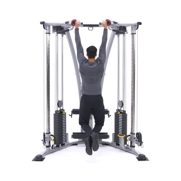 Neutral-grip pull-up thumbnail image