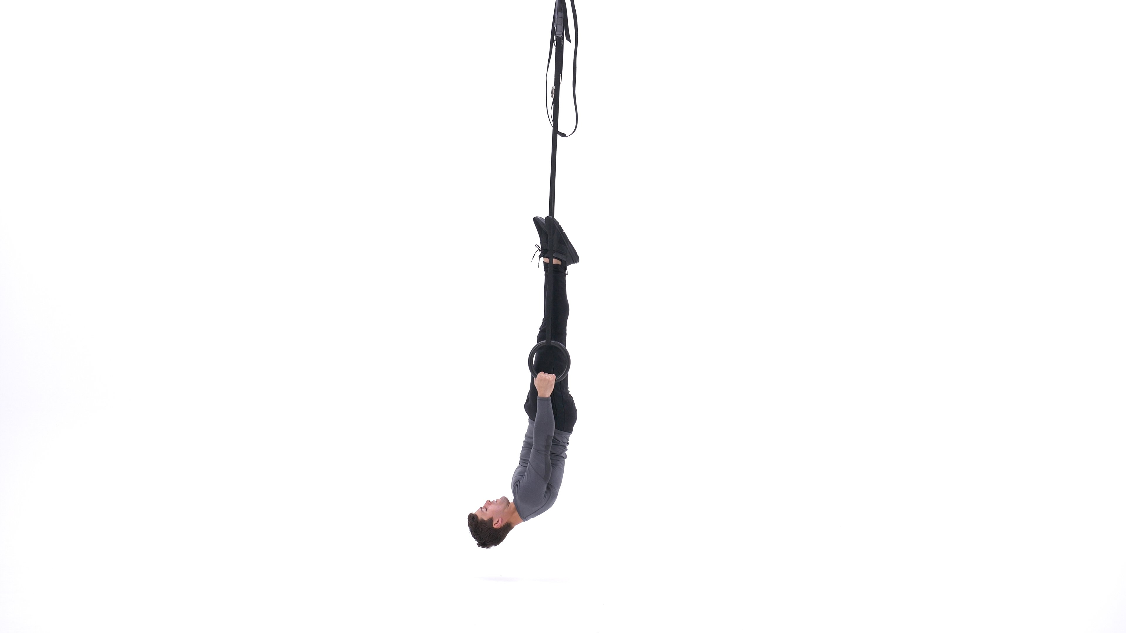 Upside-down pull-up image