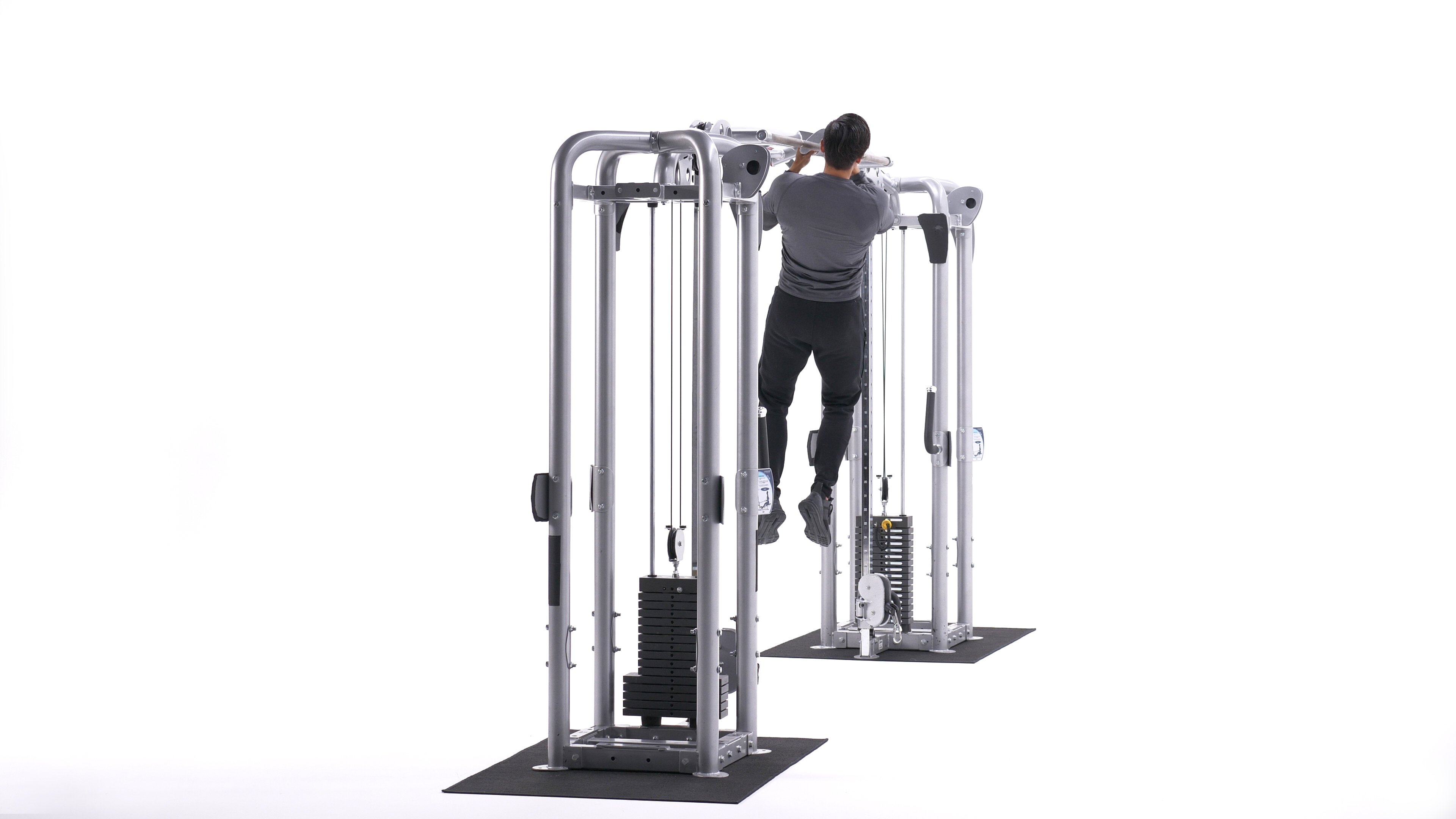 V-bar pull-up image