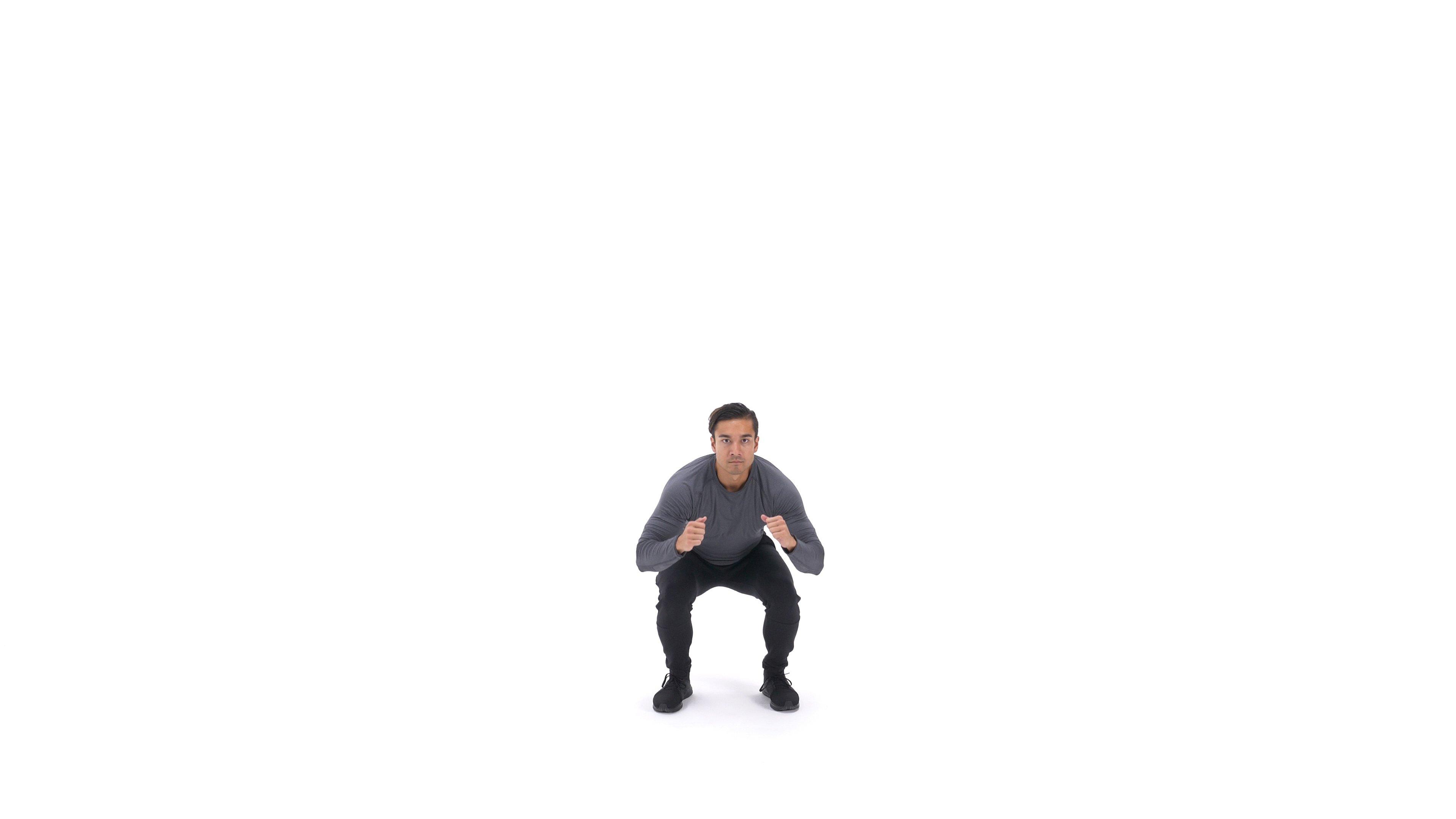 Knee Tuck Jump image