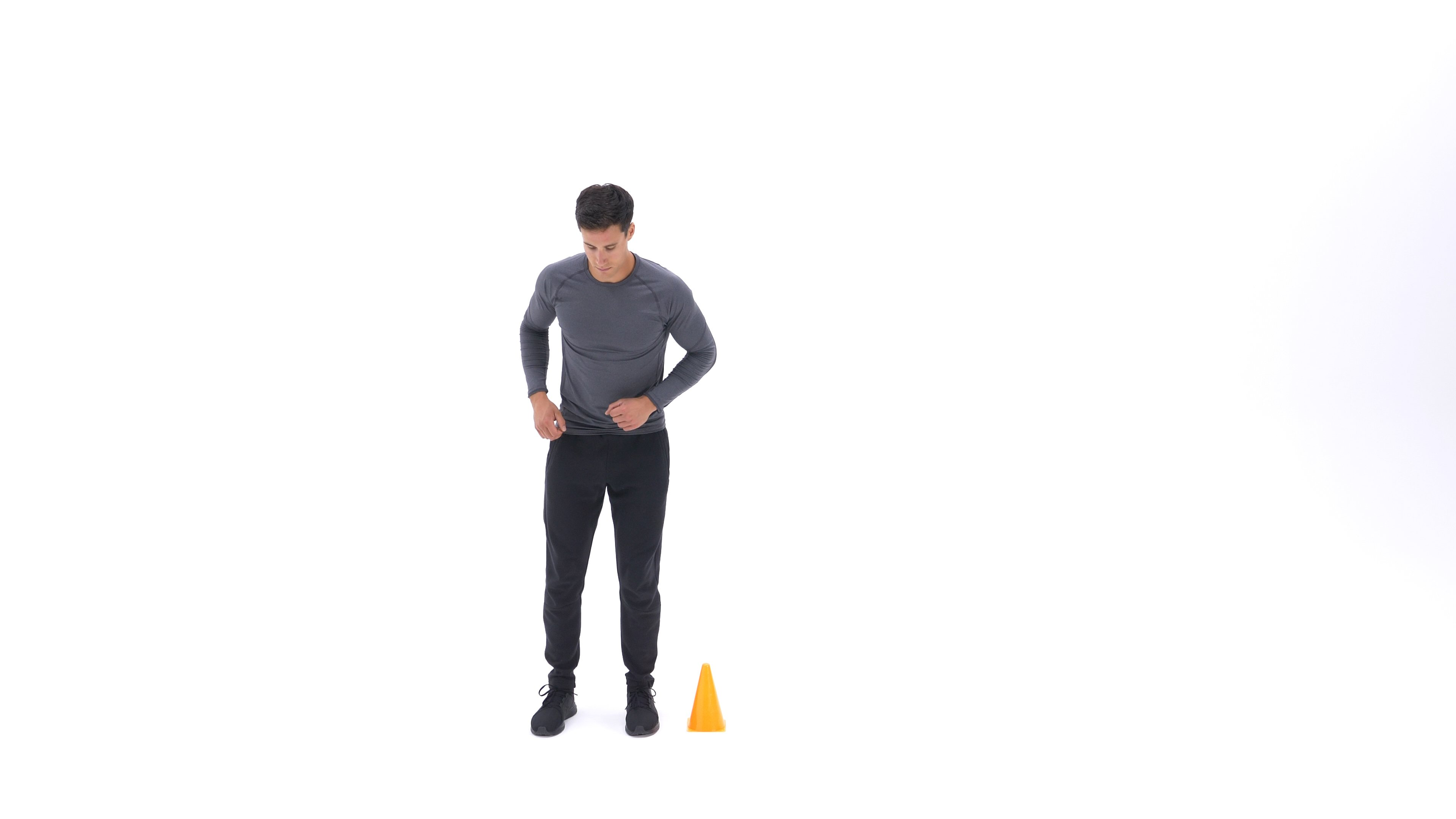 Lateral cone hop image