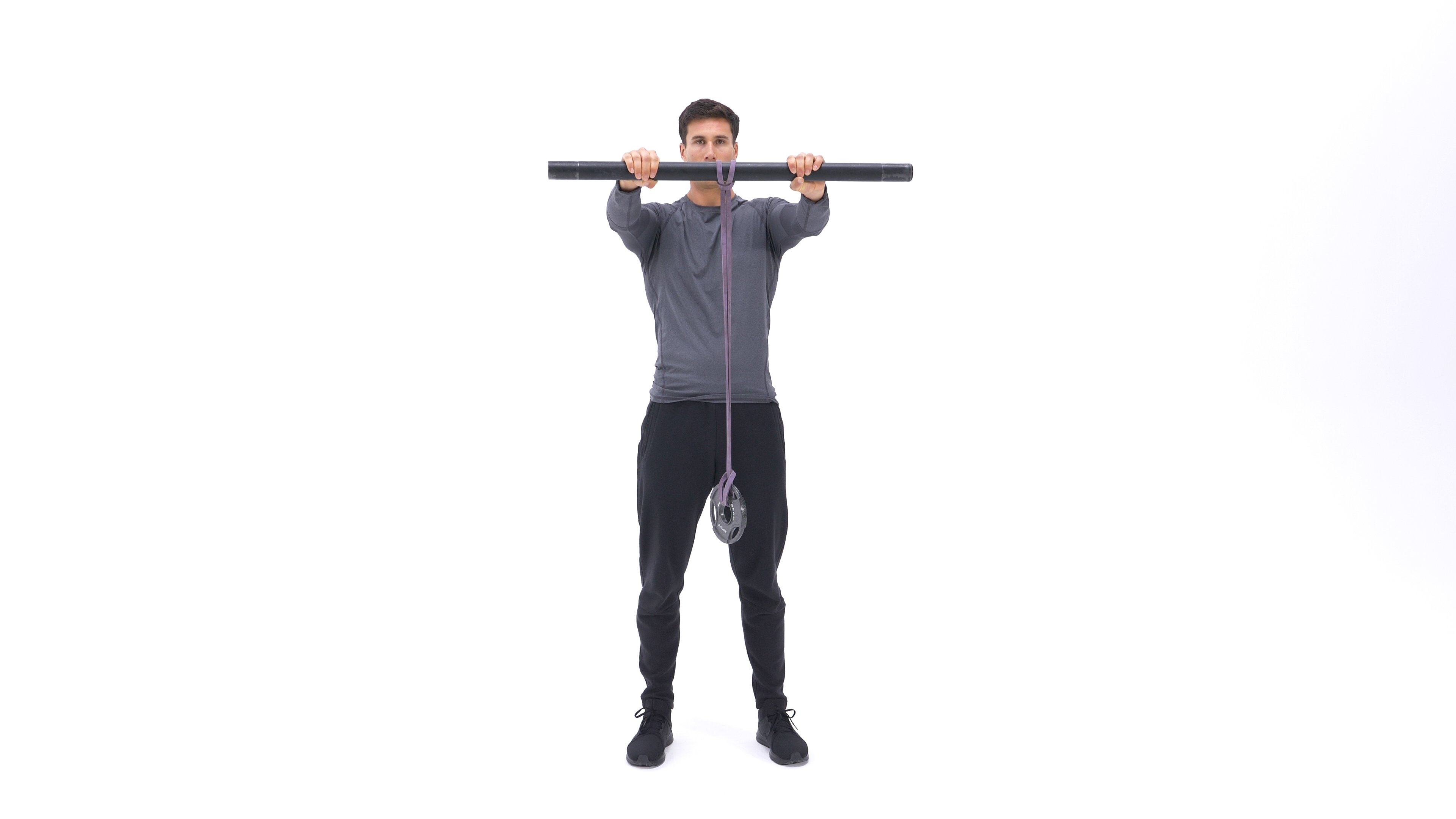Wrist Rotations with Straight Bar image