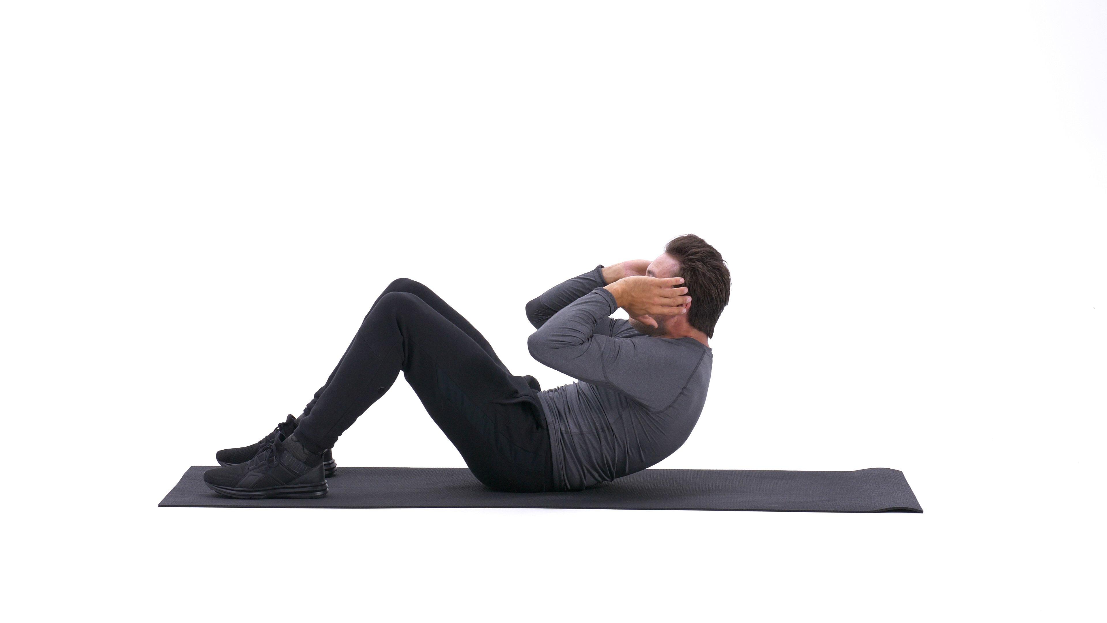 3/4 Sit-Up image