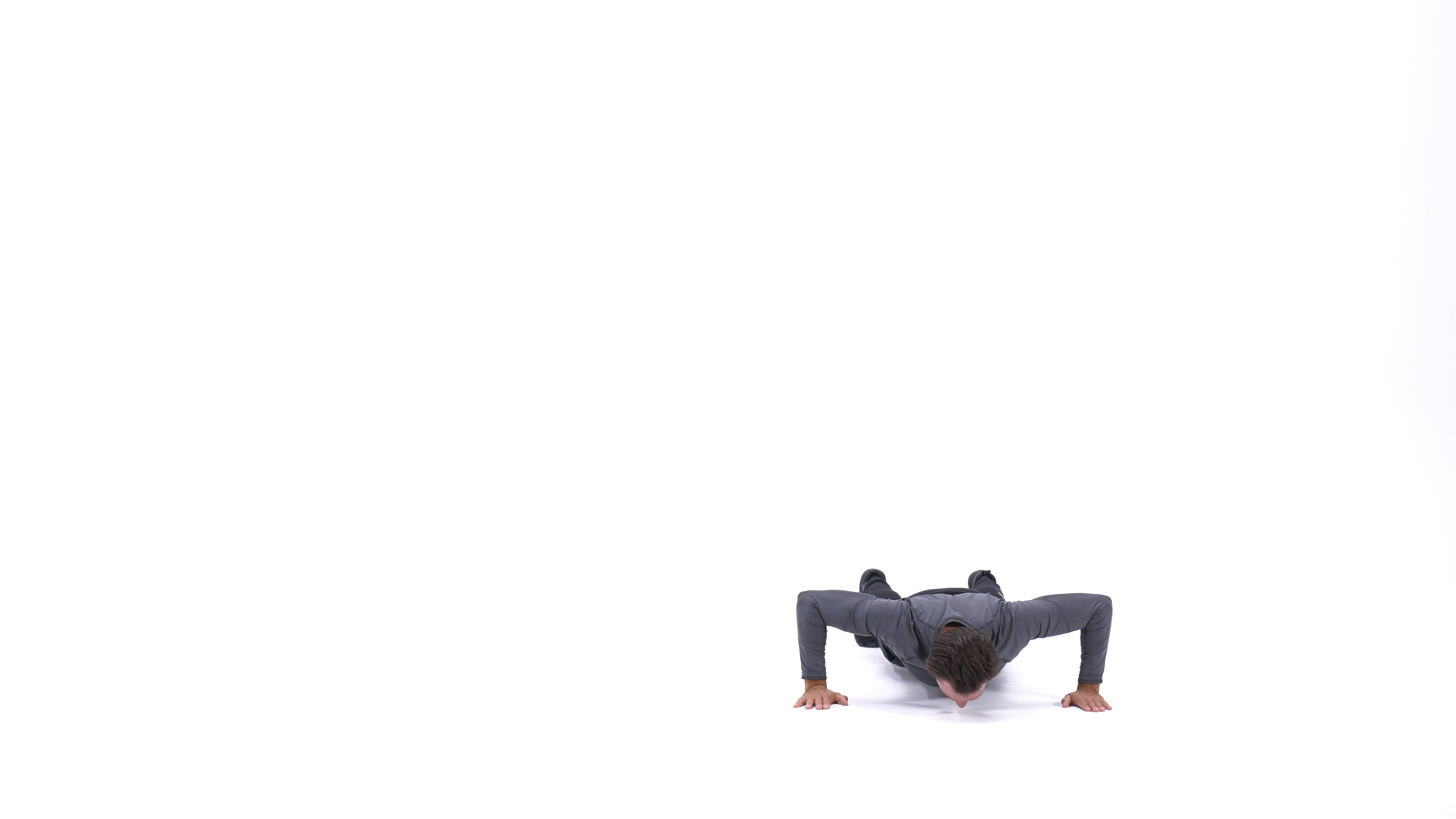 Side-to-side push-up image