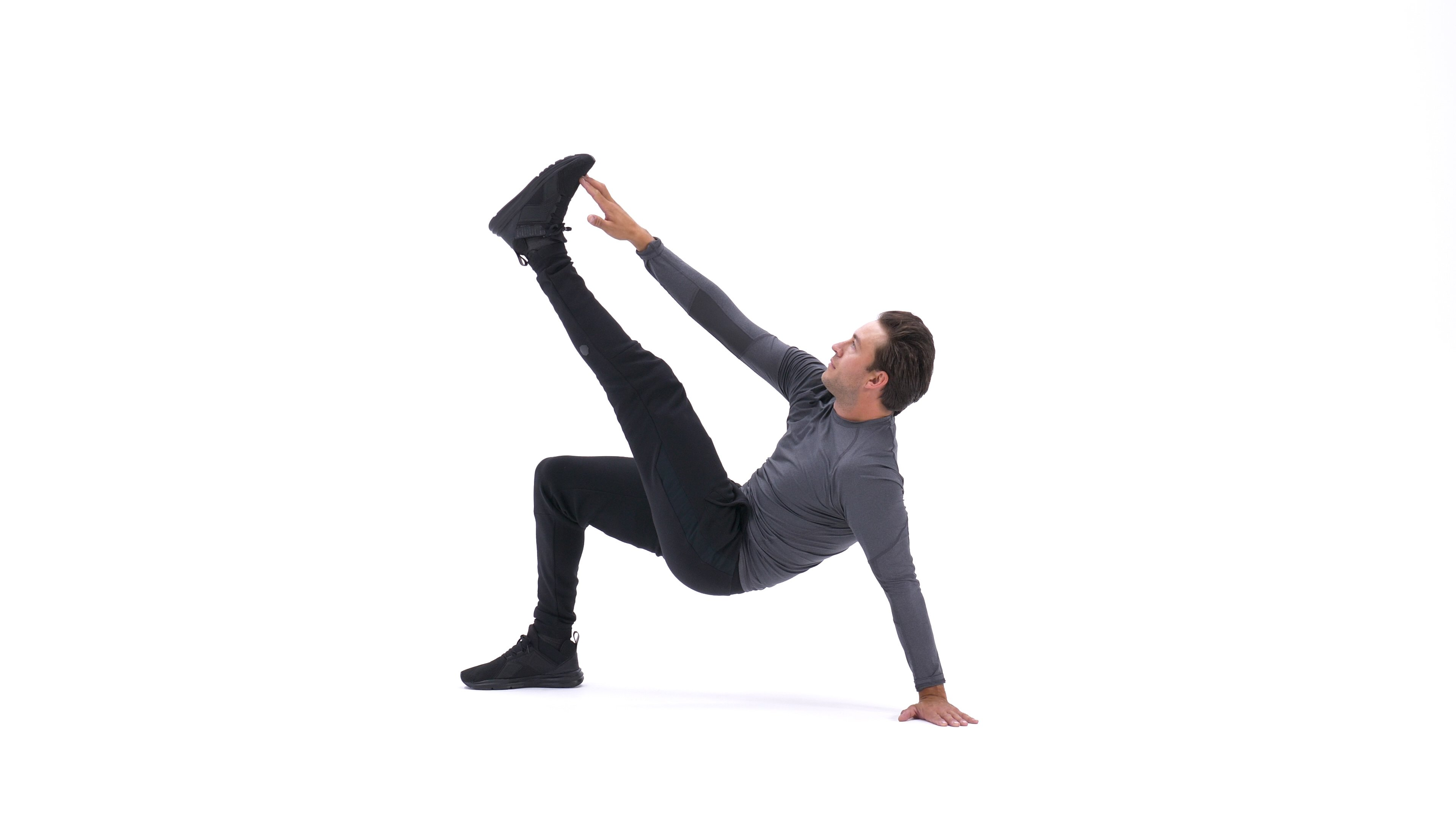 Crab toe-touch image