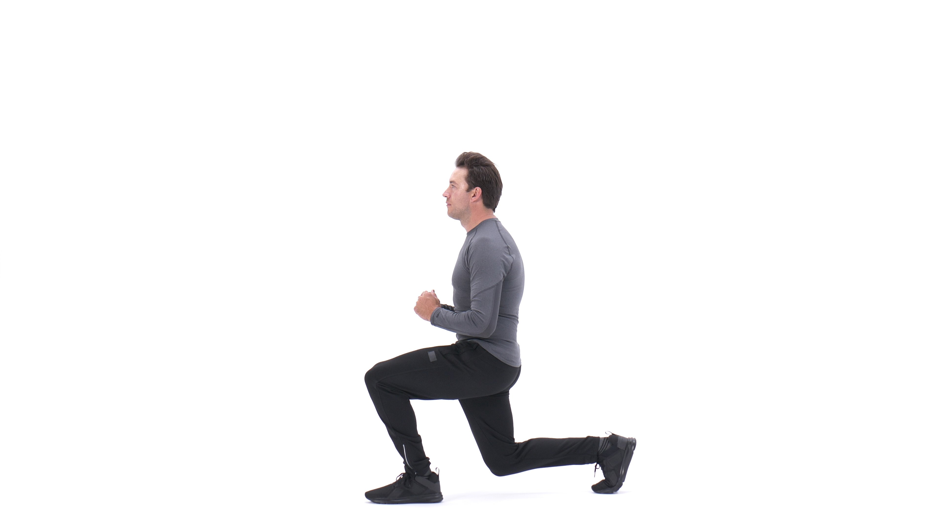 Bodyweight Reverse Lunge image
