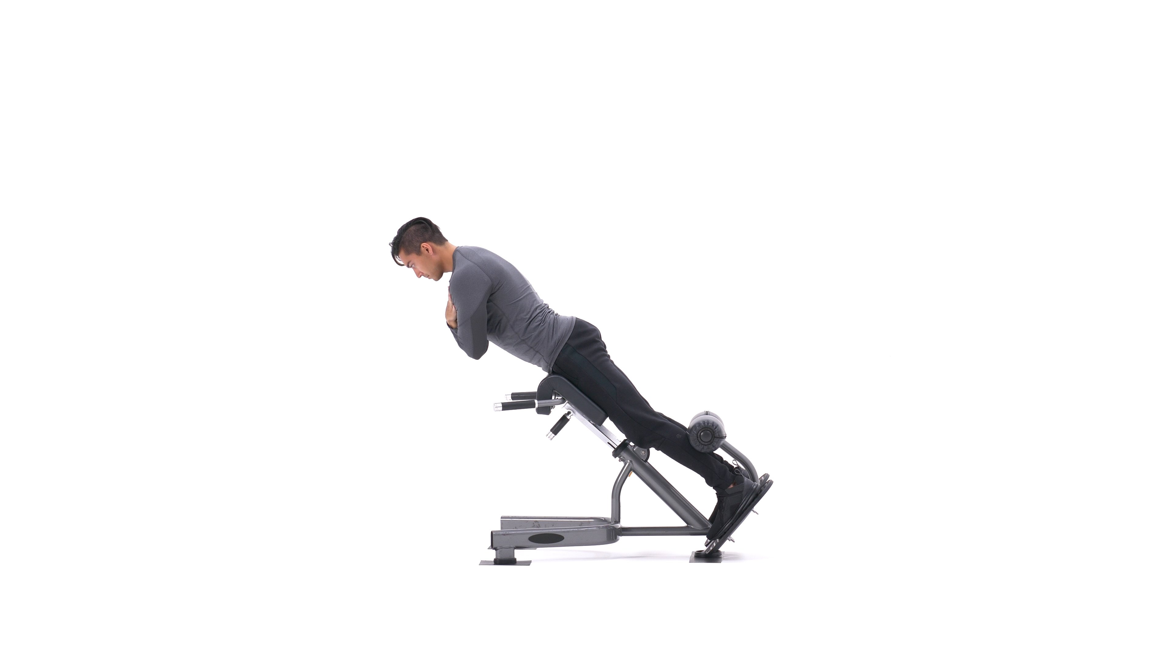 Hyperextensions (Back Extensions) image