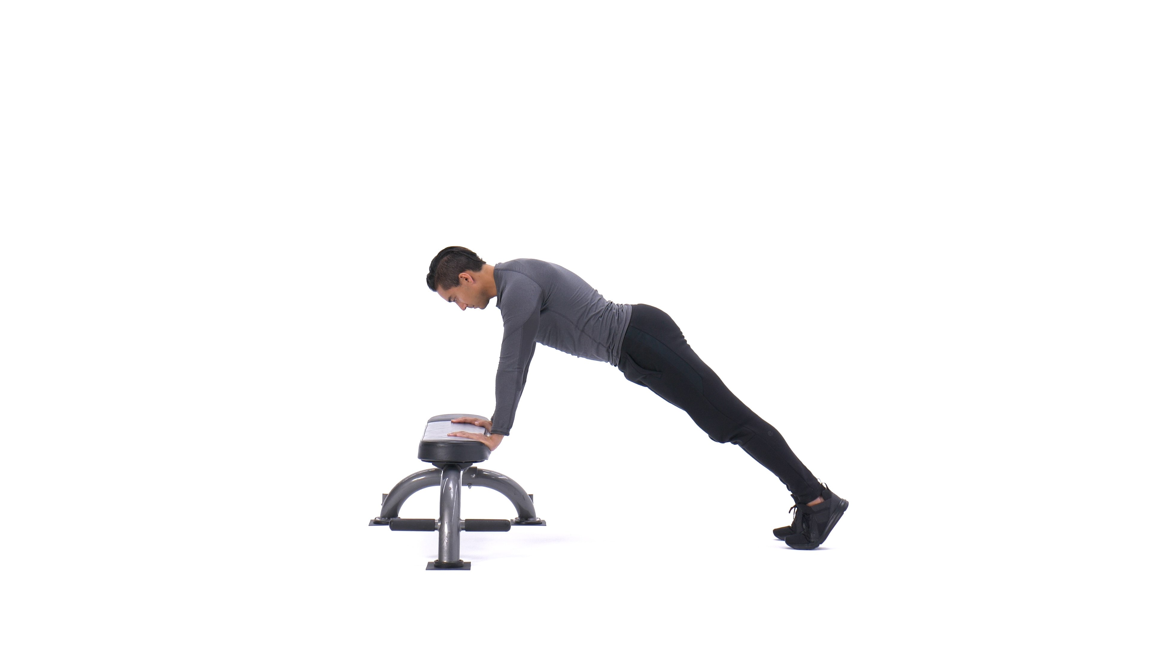 Bar Push-Up Smith Machine image