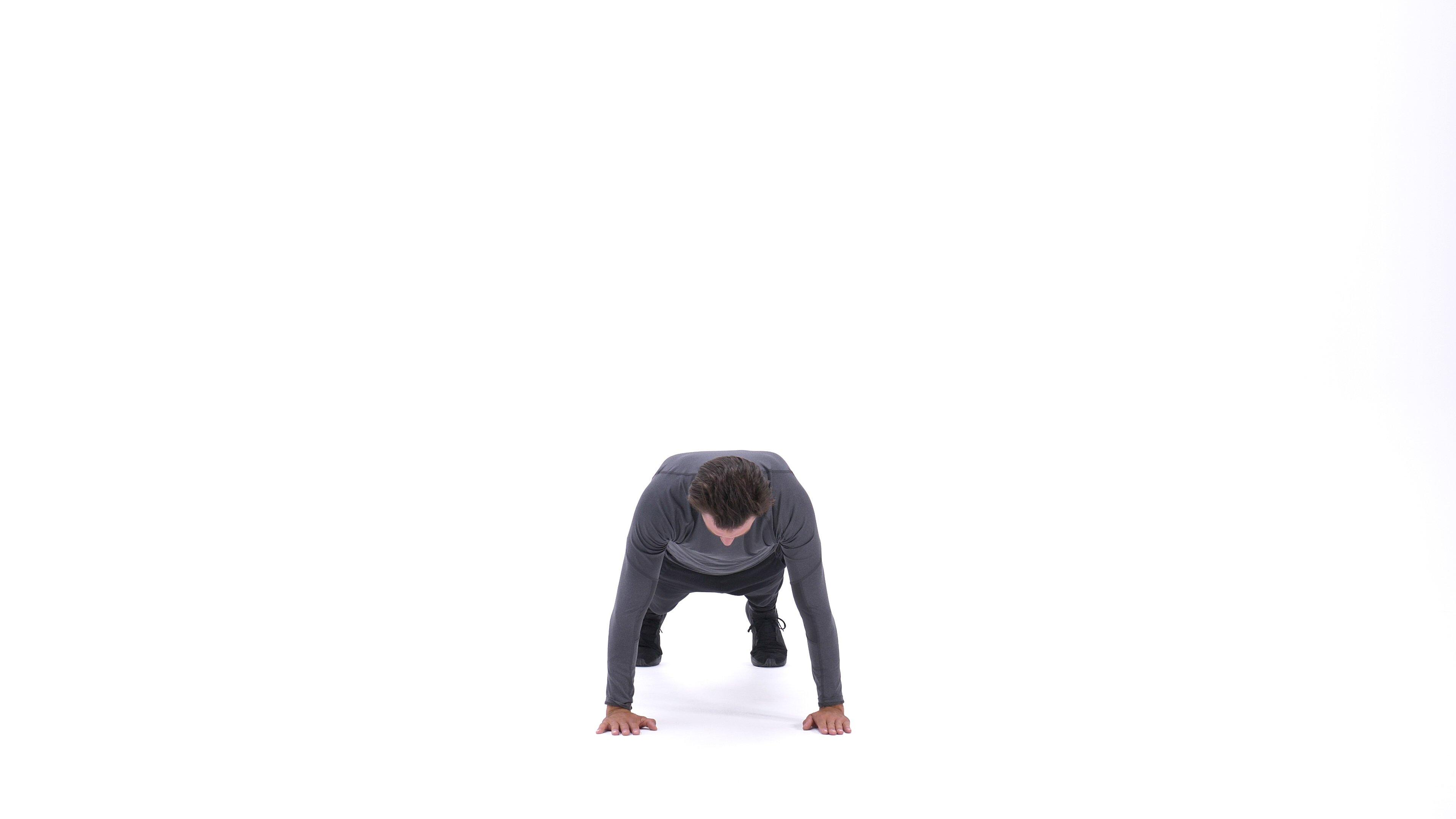 Shoulder tap image