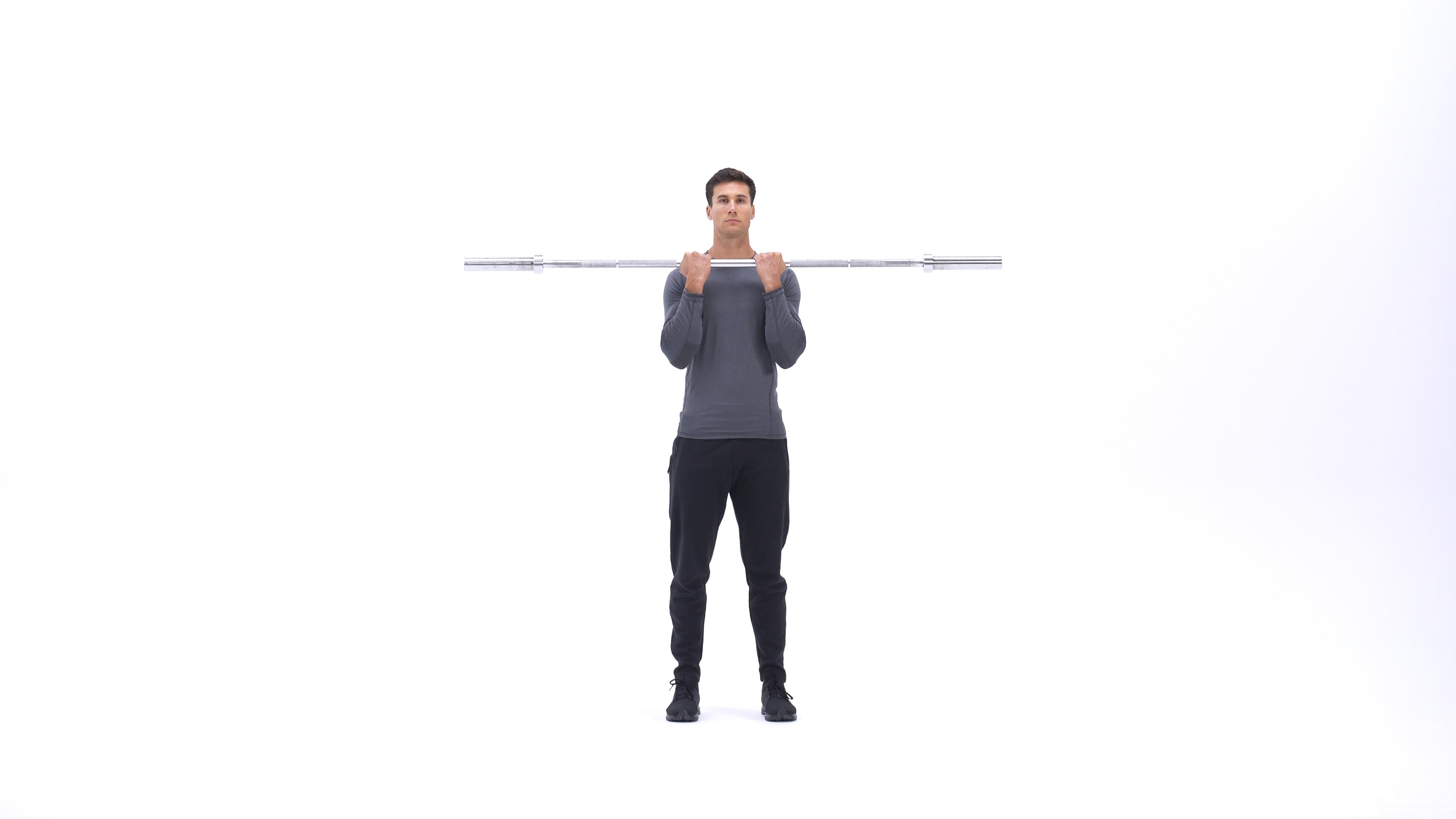 Close-grip barbell curl image