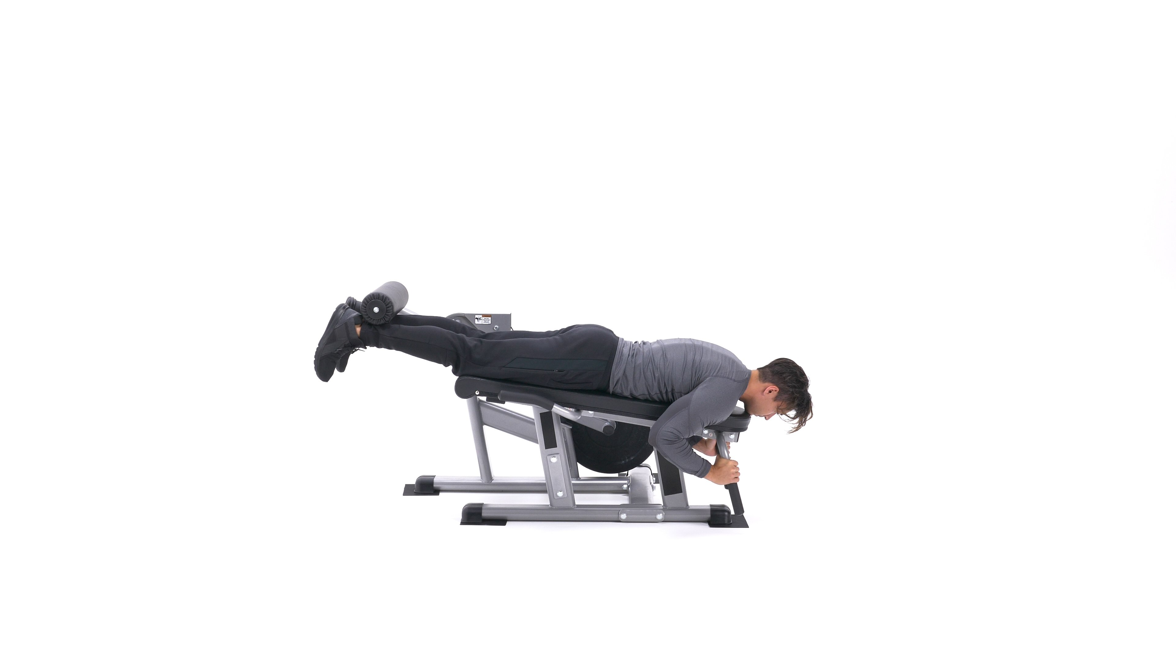 Lying Leg Curls image