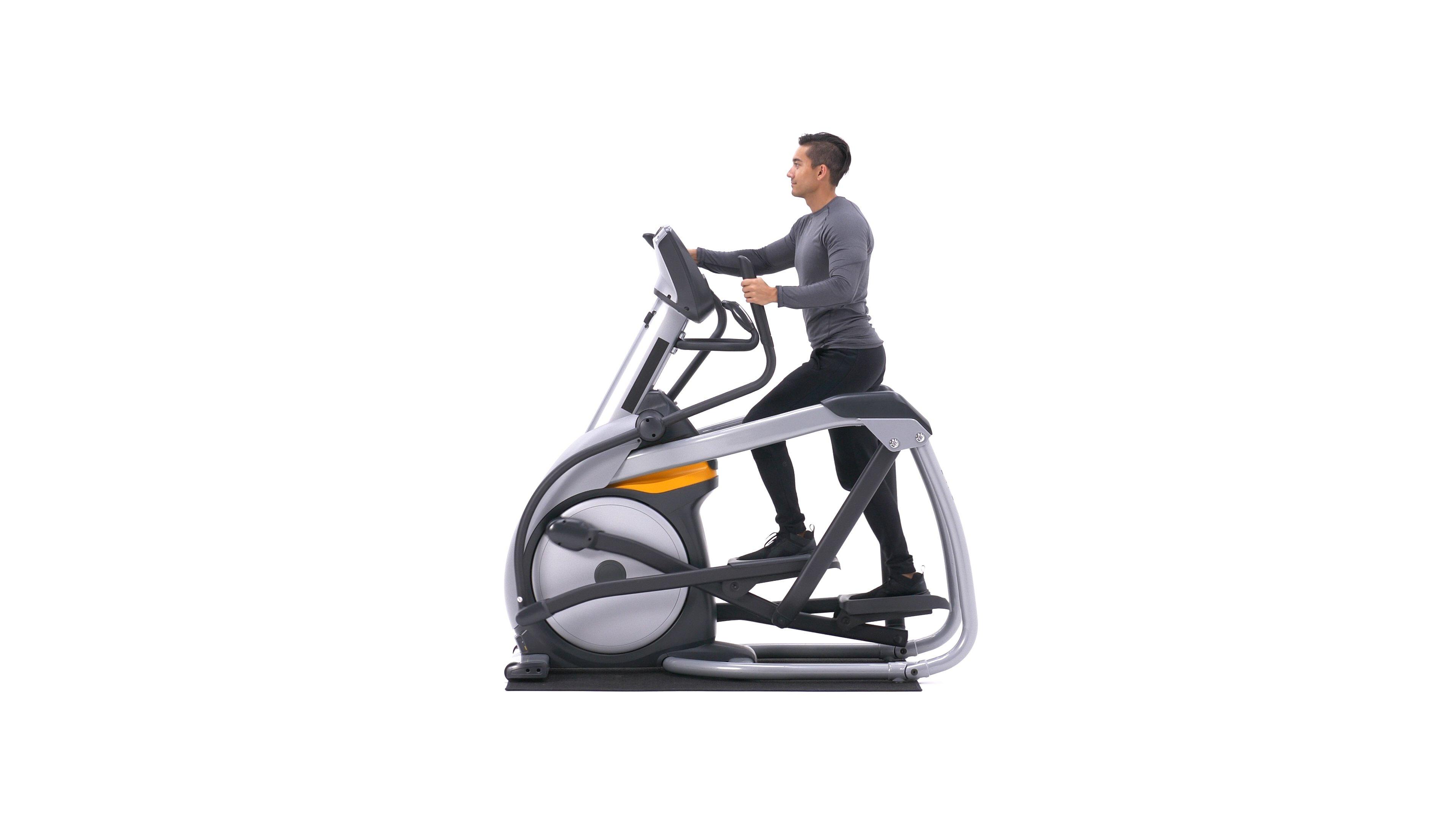 Elliptical trainer image