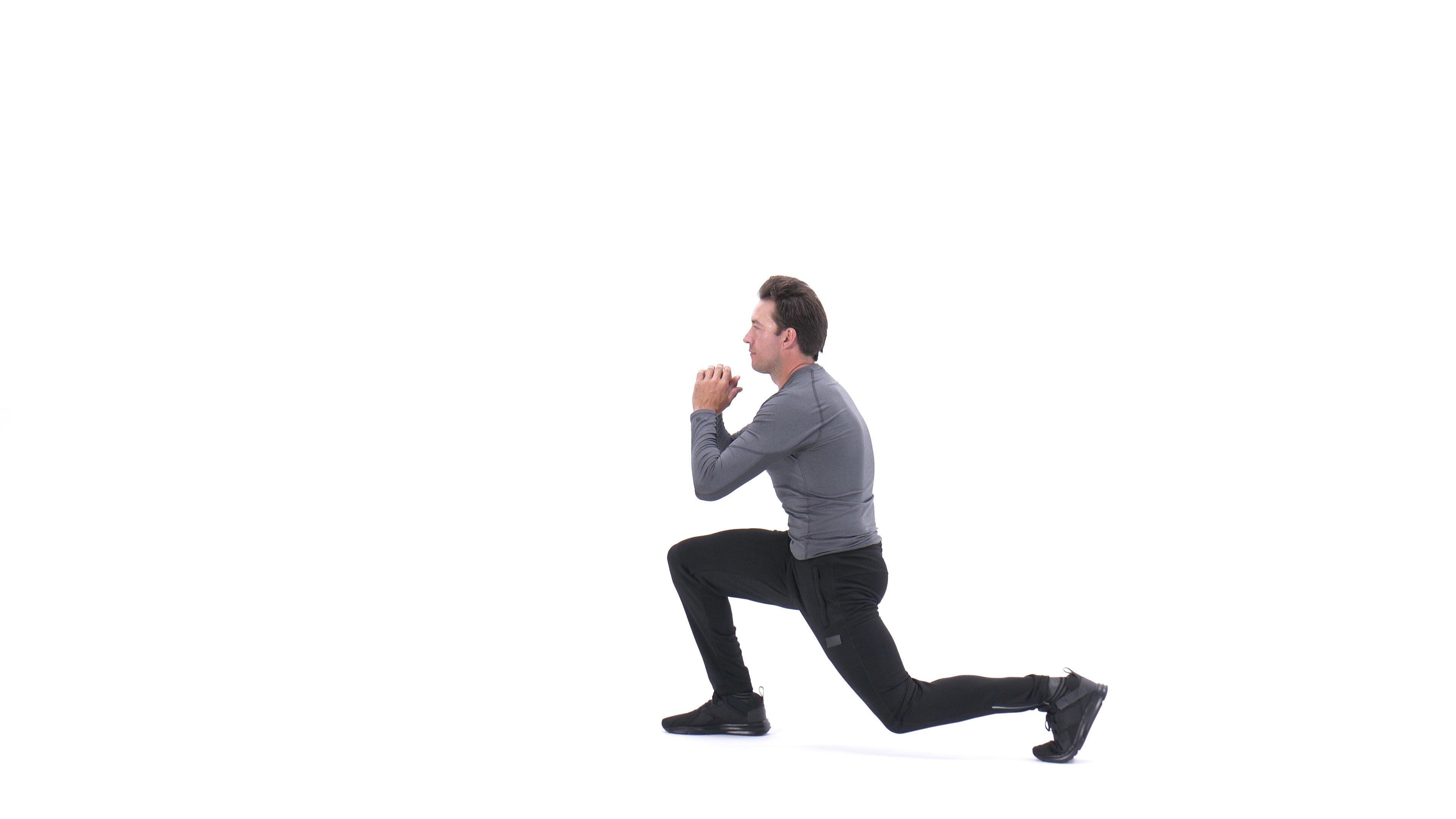 Gorilla squat image
