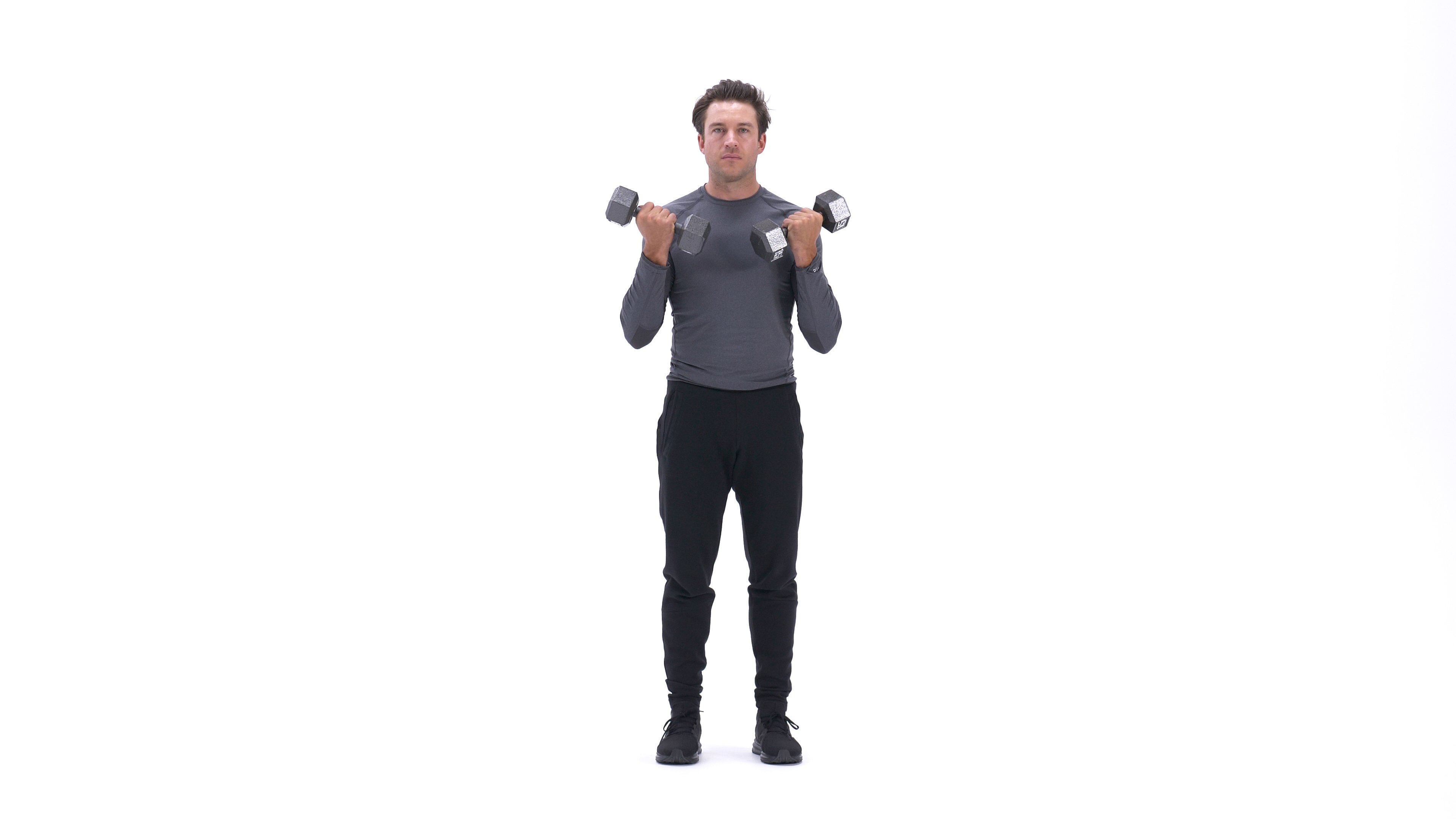 Dumbbell Bicep Curl image