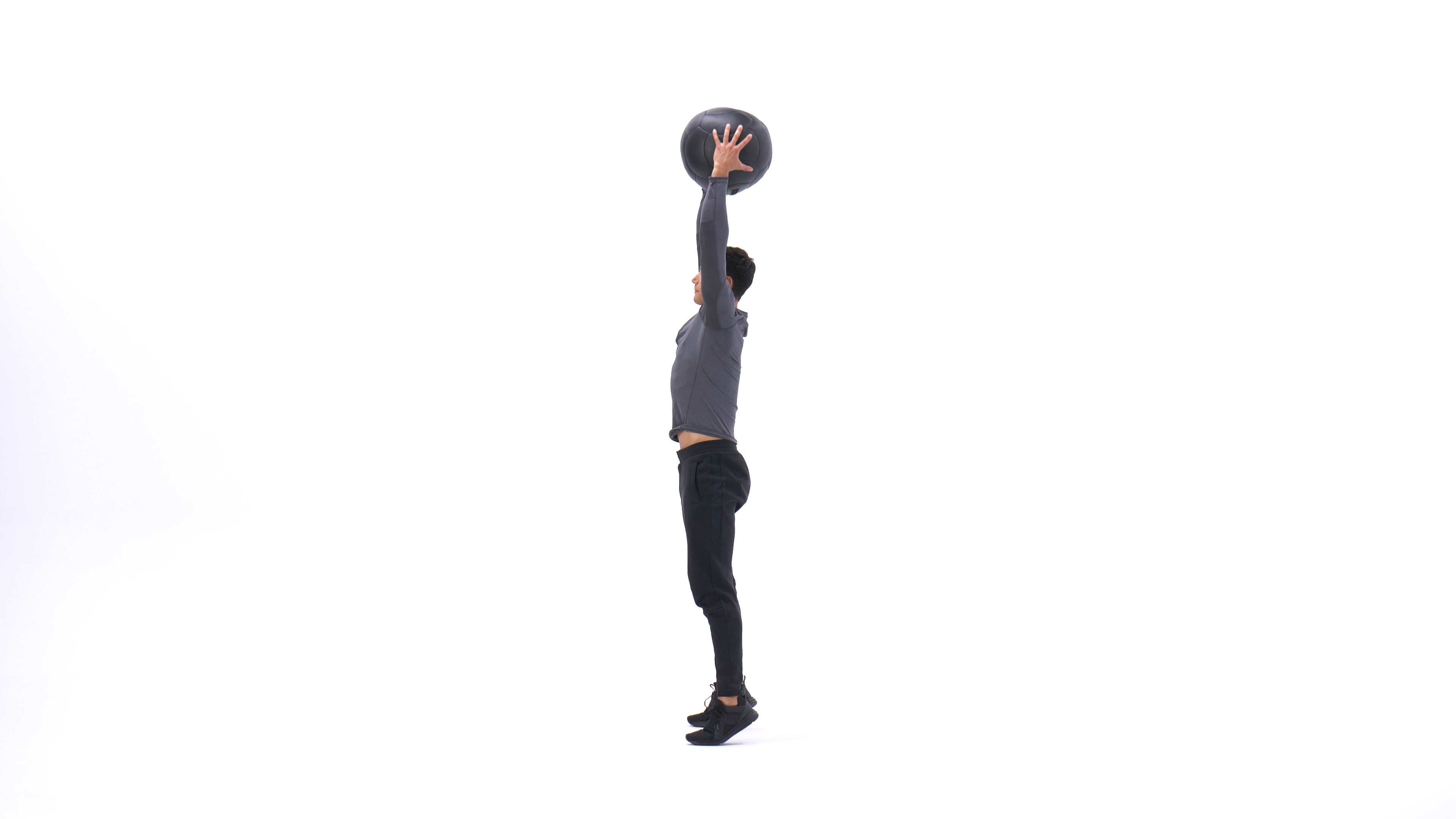 Medicine ball slam image