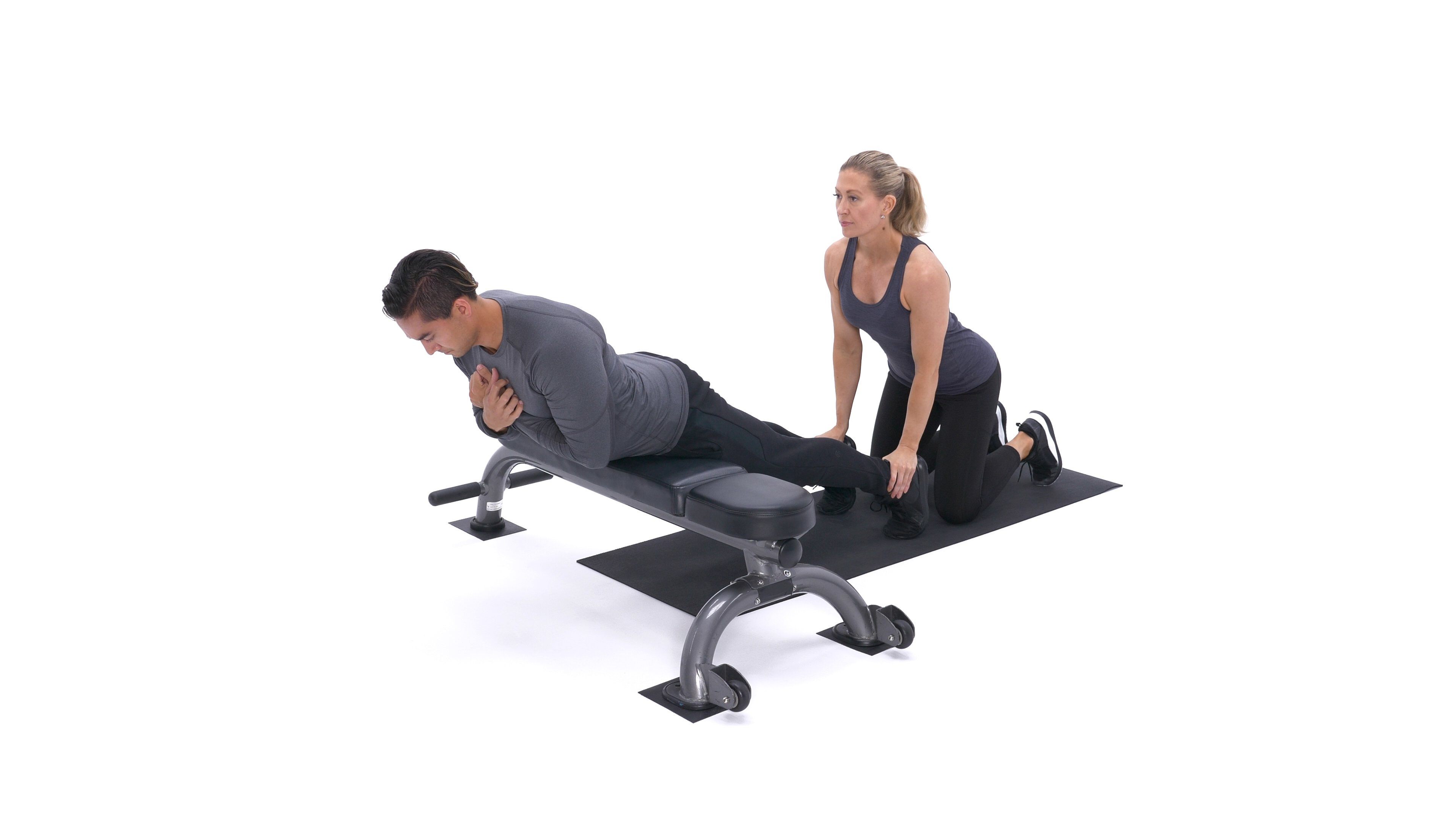 Partner Flat-Bench Back Extension image