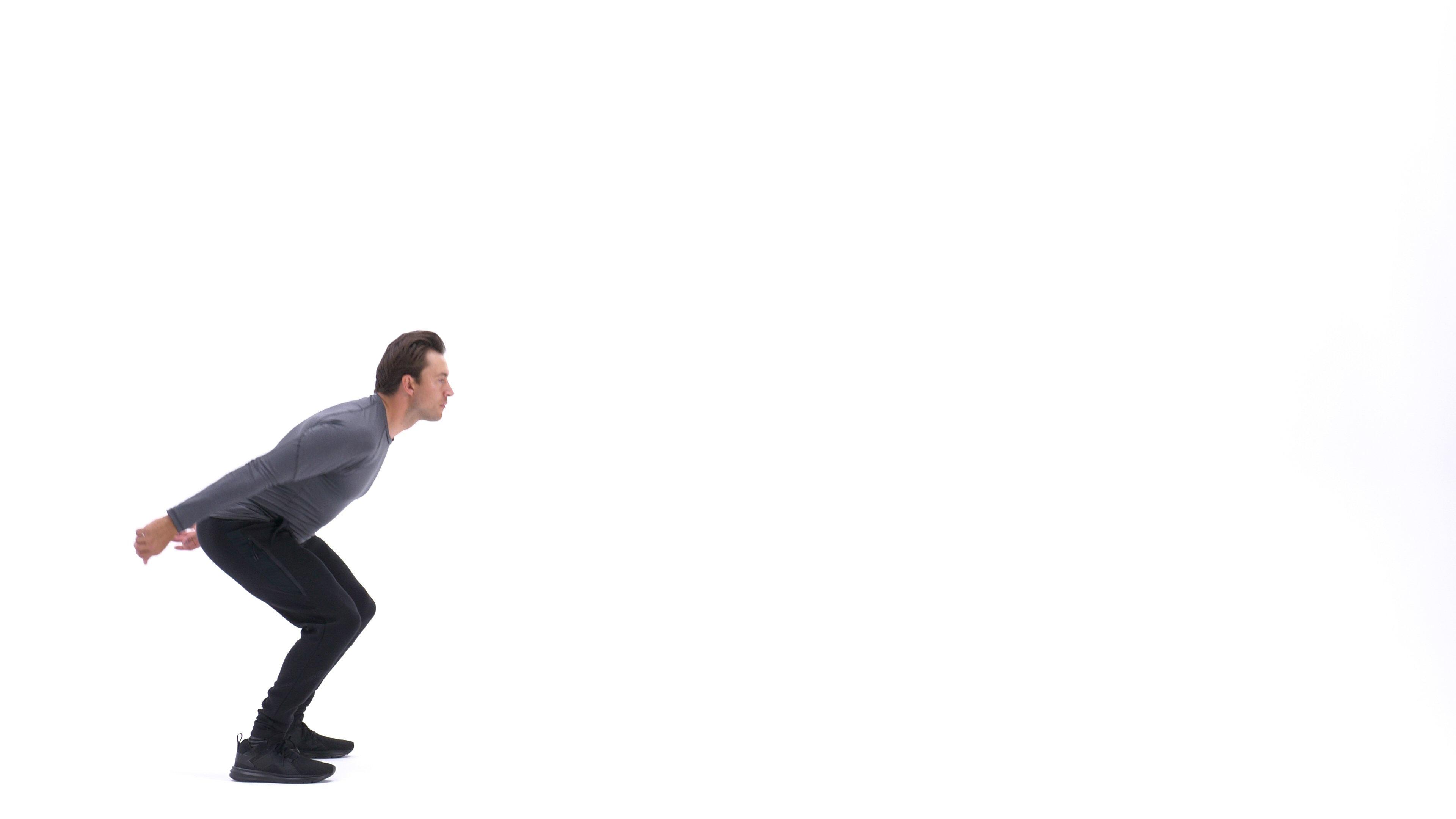 Broad jump image