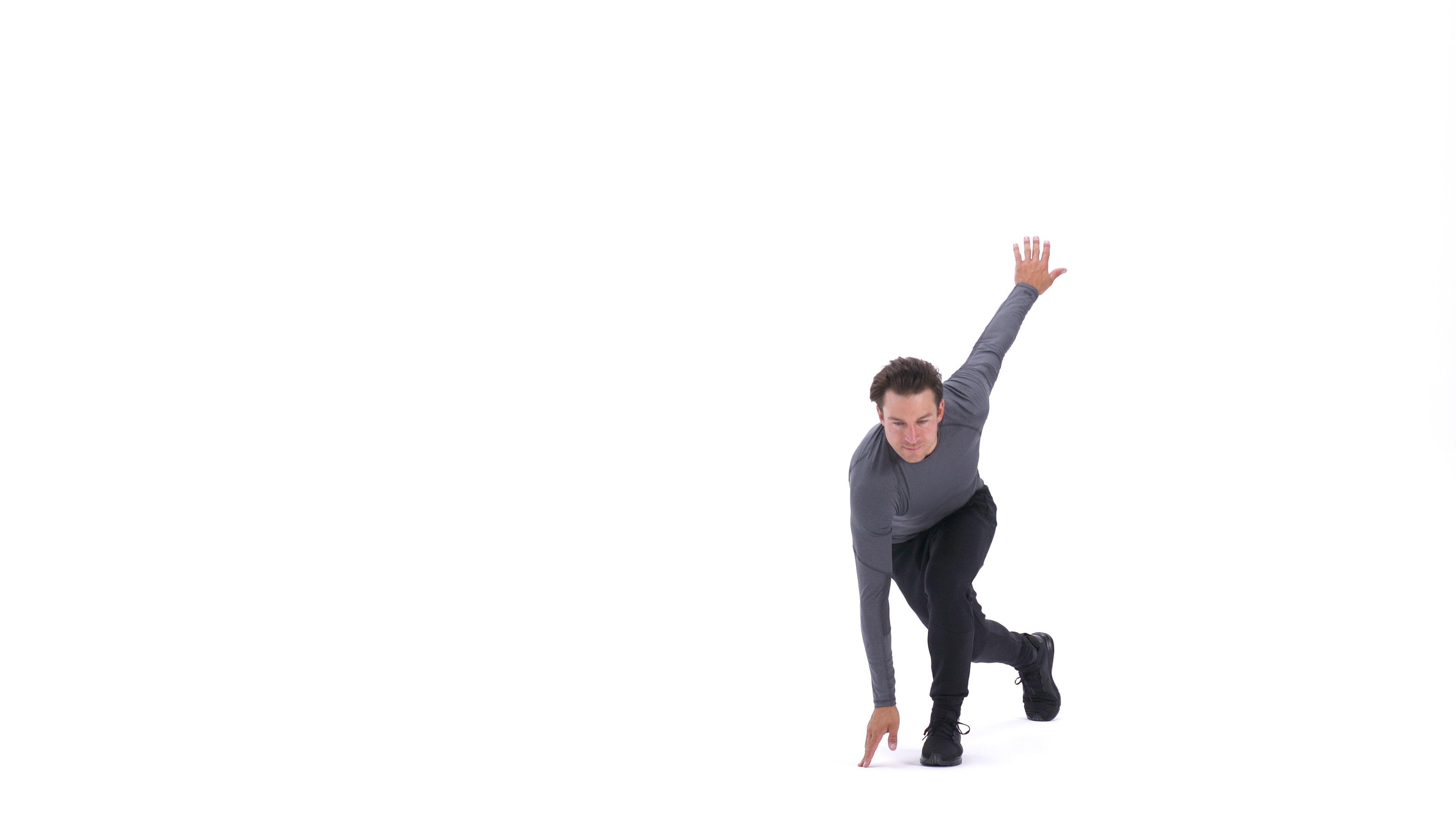 Speed skater image