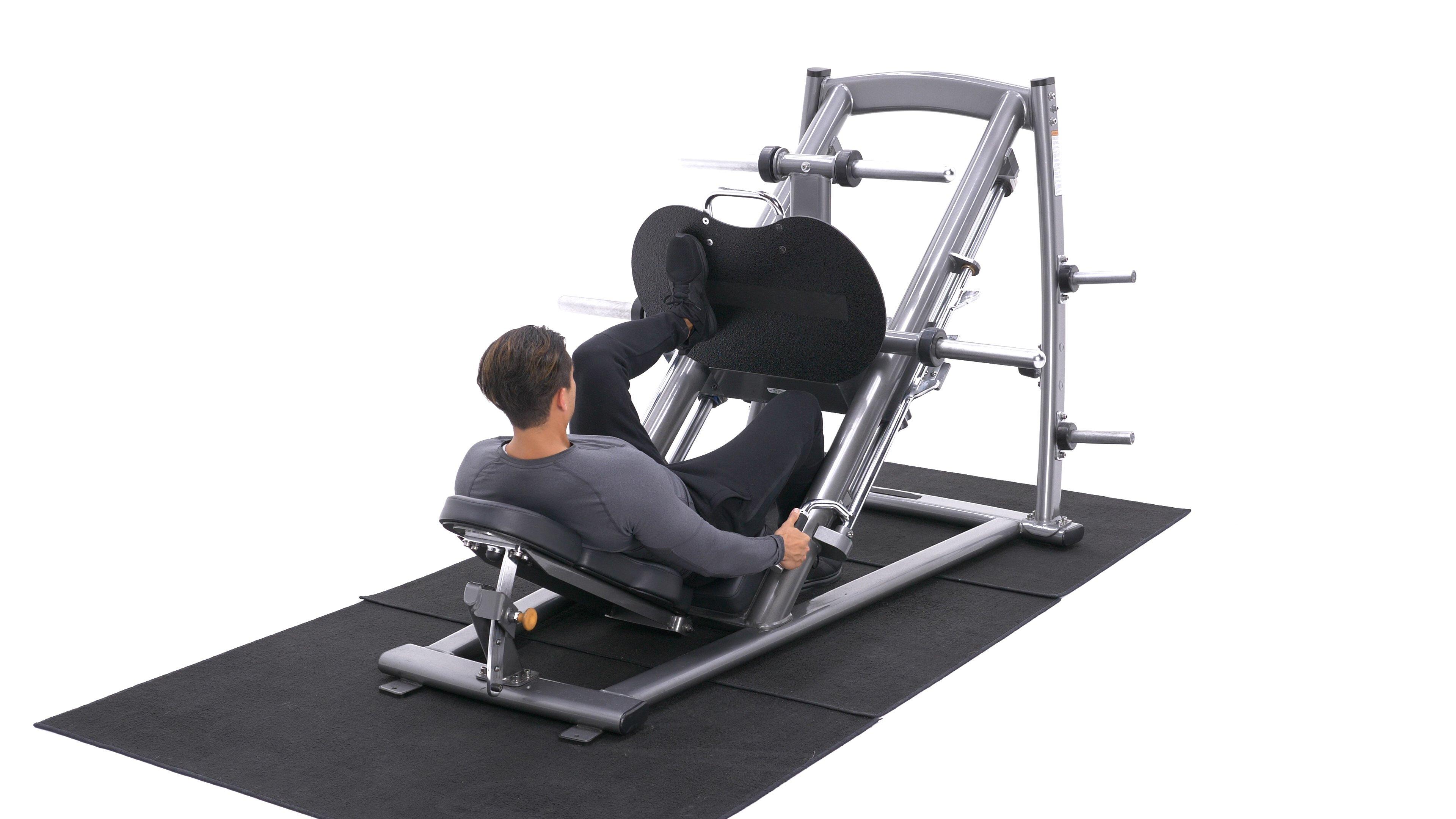 Single-Leg Press image