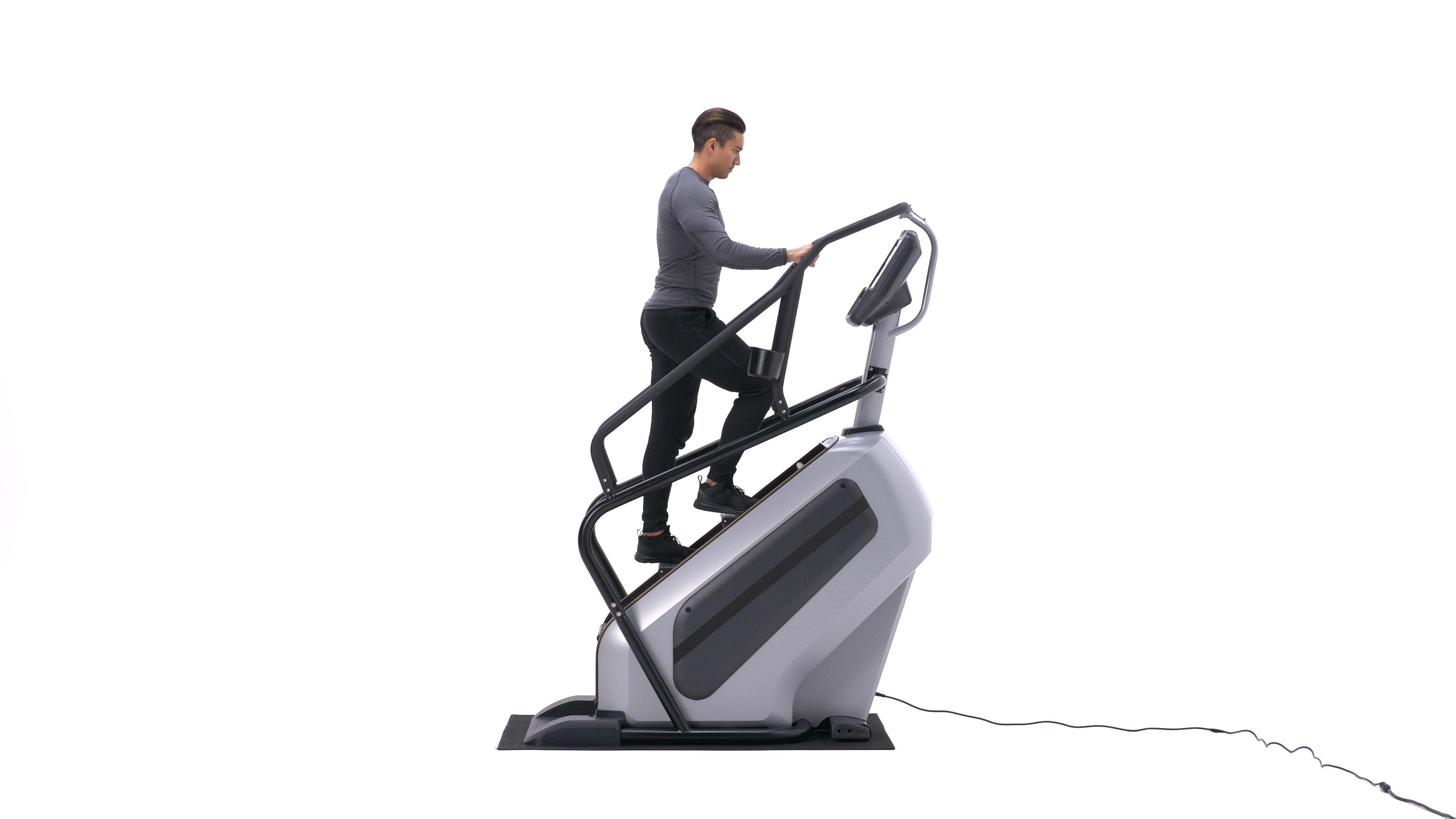Stair climber image