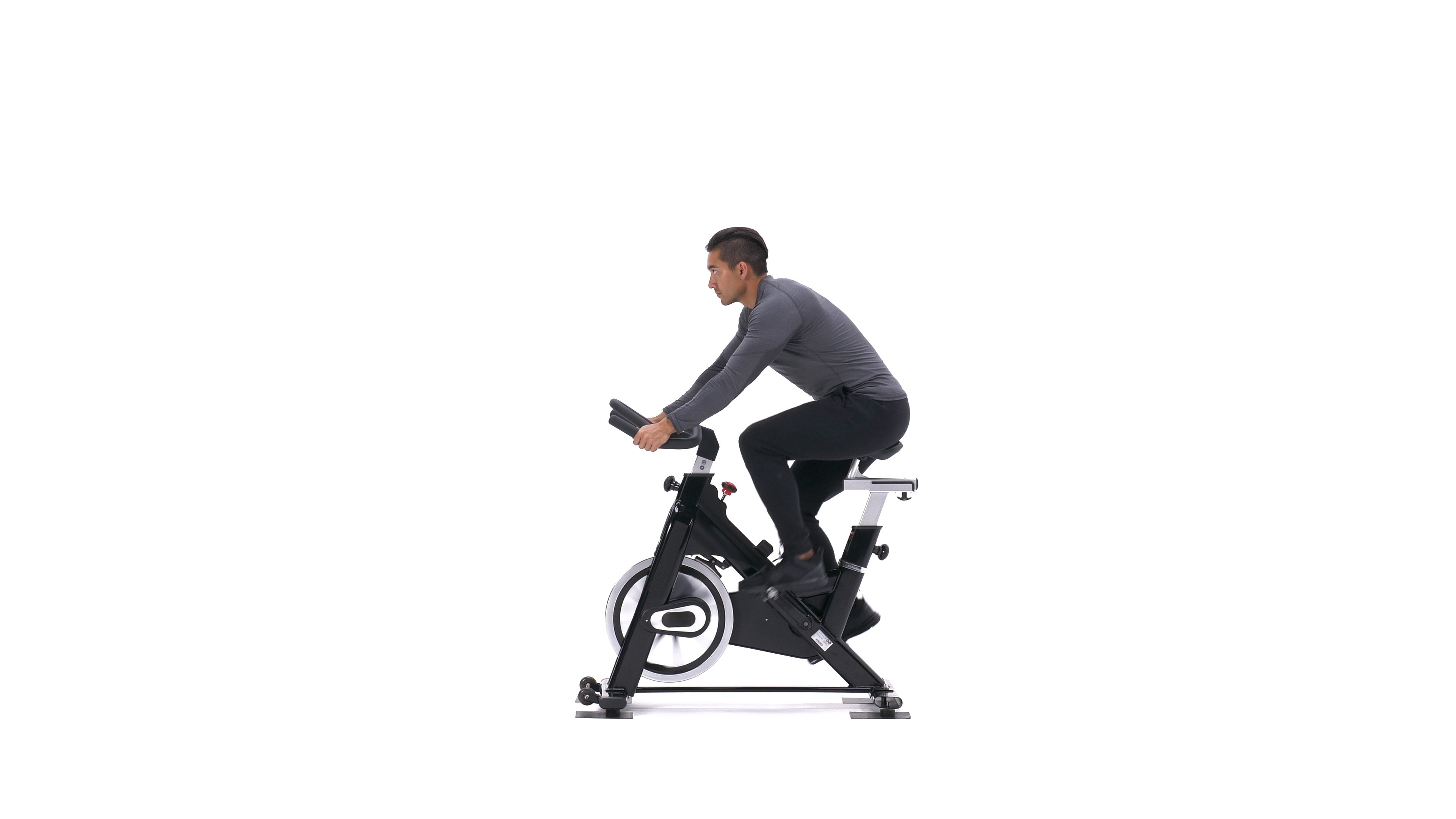 Stationary bike image